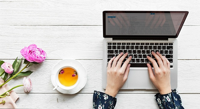 Blogging for natural therapists